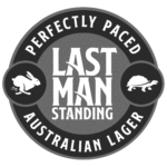 LMS Stubby Cooler - Be The Last Man Standing Last Man Standing