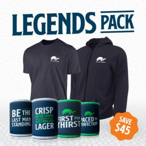 Last Man Standing - Legends Pack Last Man Standing