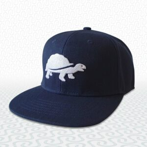 Tortoise Navy Fitted Cap Last Man Standing